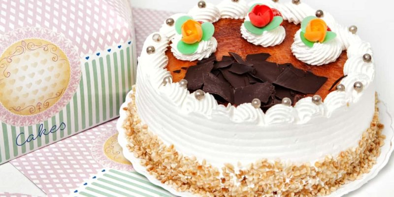 tortada pequeña