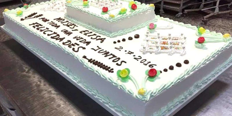 tarta de peso