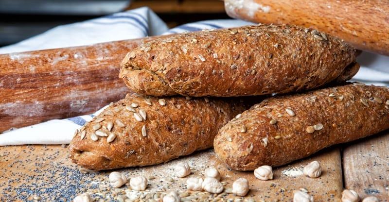 pan de proteinas