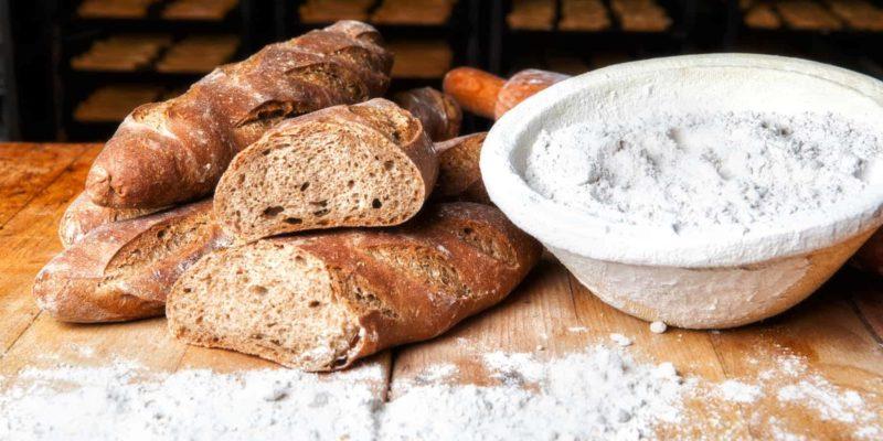 Pan de centeno 70%