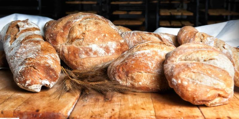 pan artesano antiguo