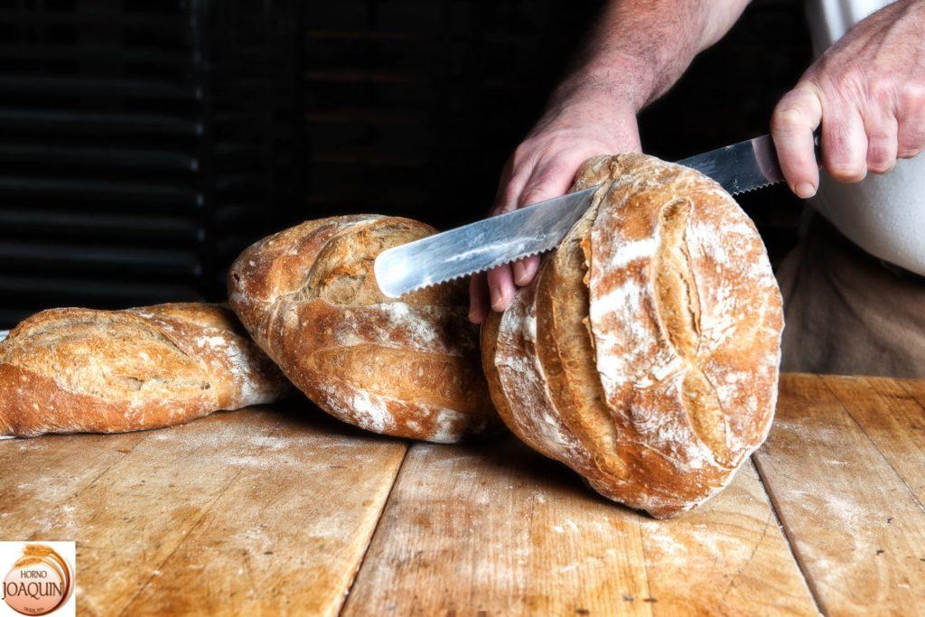 pan antiguo natural Horno Joaquín