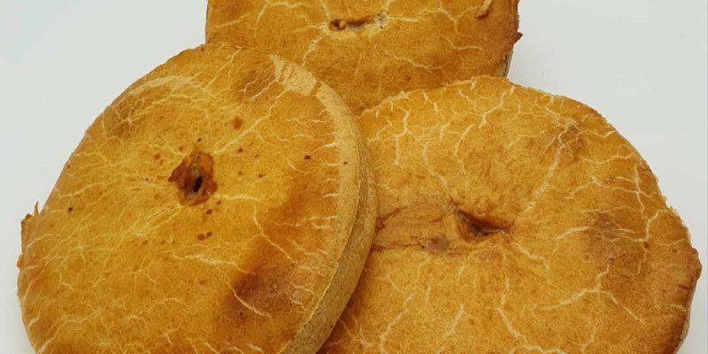 Empanada redonda